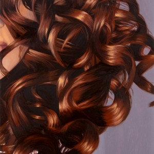 Red_Brown_Curls_(Lips)_2009_Oil_on_wood_panel_14x11inchesphoto_Jean_Vong