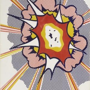LICHTENSTEIN-Explosion