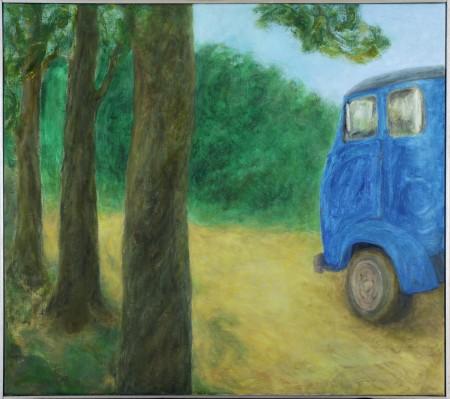 Wood IV (1984-85)