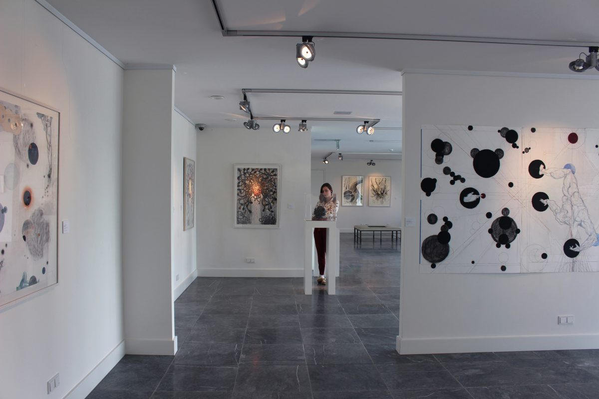 10. Galerie Terry Thompson